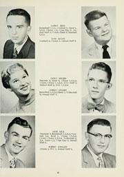 Page 17, 1955 Edition, River Valley High School - Donian Yearbook (Caledonia, OH) online yearbook collection