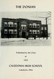 Page 5, 1955 Edition, River Valley High School - Donian Yearbook (Caledonia, OH) online yearbook collection
