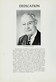 Page 6, 1955 Edition, River Valley High School - Donian Yearbook (Caledonia, OH) online yearbook collection