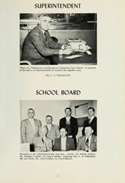 Page 7, 1955 Edition, River Valley High School - Donian Yearbook (Caledonia, OH) online yearbook collection