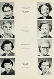 Page 9, 1955 Edition, River Valley High School - Donian Yearbook (Caledonia, OH) online yearbook collection