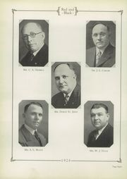Page 12, 1928 Edition, Fostoria High School - Red and Black Yearbook (Fostoria, OH) online yearbook collection