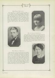 Page 17, 1928 Edition, Fostoria High School - Red and Black Yearbook (Fostoria, OH) online yearbook collection
