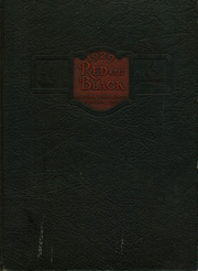 Fostoria High School - Red and Black Yearbook (Fostoria, OH) online yearbook collection, 1929 Edition, Page 1