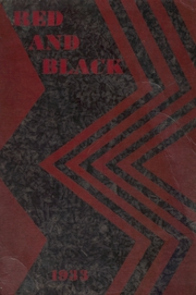 Page 1, 1933 Edition, Fostoria High School - Red and Black Yearbook (Fostoria, OH) online yearbook collection