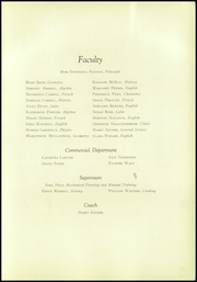 Page 11, 1933 Edition, Fostoria High School - Red and Black Yearbook (Fostoria, OH) online yearbook collection