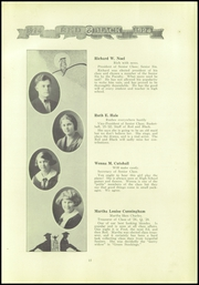Page 17, 1933 Edition, Fostoria High School - Red and Black Yearbook (Fostoria, OH) online yearbook collection
