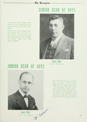 Page 15, 1943 Edition, Fostoria High School - Red and Black Yearbook (Fostoria, OH) online yearbook collection
