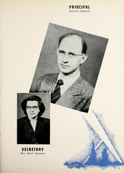 Page 11, 1951 Edition, Fostoria High School - Red and Black Yearbook (Fostoria, OH) online yearbook collection
