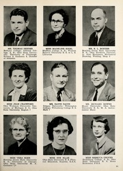 Page 15, 1951 Edition, Fostoria High School - Red and Black Yearbook (Fostoria, OH) online yearbook collection
