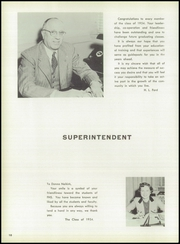 Page 14, 1954 Edition, Fostoria High School - Red and Black Yearbook (Fostoria, OH) online yearbook collection