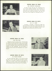 Page 17, 1954 Edition, Fostoria High School - Red and Black Yearbook (Fostoria, OH) online yearbook collection