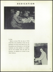 Page 9, 1954 Edition, Fostoria High School - Red and Black Yearbook (Fostoria, OH) online yearbook collection