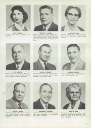 Page 11, 1956 Edition, Fostoria High School - Red and Black Yearbook (Fostoria, OH) online yearbook collection