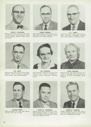 Page 14, 1956 Edition, Fostoria High School - Red and Black Yearbook (Fostoria, OH) online yearbook collection