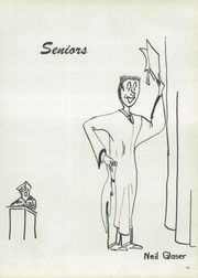Page 17, 1956 Edition, Fostoria High School - Red and Black Yearbook (Fostoria, OH) online yearbook collection