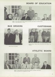 Page 9, 1956 Edition, Fostoria High School - Red and Black Yearbook (Fostoria, OH) online yearbook collection