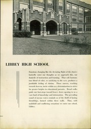 Page 11, 1934 Edition, Edward Drummond Libbey High School - Edelian Yearbook (Toledo, OH) online yearbook collection