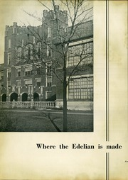 Page 8, 1934 Edition, Edward Drummond Libbey High School - Edelian Yearbook (Toledo, OH) online yearbook collection