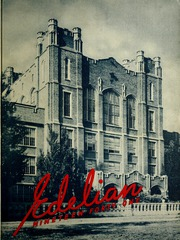 Page 1, 1941 Edition, Edward Drummond Libbey High School - Edelian Yearbook (Toledo, OH) online yearbook collection