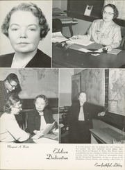 Page 10, 1957 Edition, Edward Drummond Libbey High School - Edelian Yearbook (Toledo, OH) online yearbook collection