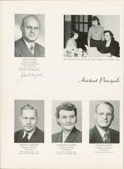 Page 12, 1957 Edition, Edward Drummond Libbey High School - Edelian Yearbook (Toledo, OH) online yearbook collection