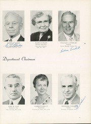 Page 13, 1957 Edition, Edward Drummond Libbey High School - Edelian Yearbook (Toledo, OH) online yearbook collection