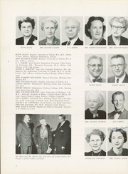 Page 14, 1957 Edition, Edward Drummond Libbey High School - Edelian Yearbook (Toledo, OH) online yearbook collection