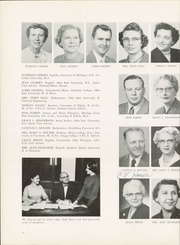 Page 16, 1957 Edition, Edward Drummond Libbey High School - Edelian Yearbook (Toledo, OH) online yearbook collection
