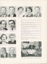 Page 17, 1957 Edition, Edward Drummond Libbey High School - Edelian Yearbook (Toledo, OH) online yearbook collection