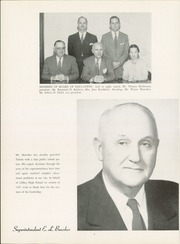 Page 8, 1957 Edition, Edward Drummond Libbey High School - Edelian Yearbook (Toledo, OH) online yearbook collection