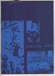 Page 1, 1972 Edition, Edward Drummond Libbey High School - Edelian Yearbook (Toledo, OH) online yearbook collection