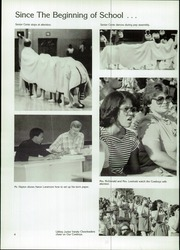 Page 6, 1984 Edition, Edward Drummond Libbey High School - Edelian Yearbook (Toledo, OH) online yearbook collection