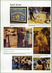 Page 8, 1984 Edition, Edward Drummond Libbey High School - Edelian Yearbook (Toledo, OH) online yearbook collection