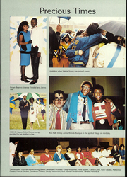 Page 10, 1986 Edition, Edward Drummond Libbey High School - Edelian Yearbook (Toledo, OH) online yearbook collection