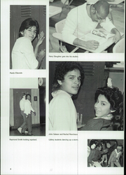 Page 12, 1986 Edition, Edward Drummond Libbey High School - Edelian Yearbook (Toledo, OH) online yearbook collection