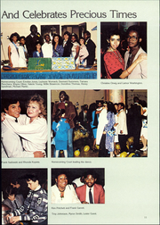 Page 15, 1986 Edition, Edward Drummond Libbey High School - Edelian Yearbook (Toledo, OH) online yearbook collection
