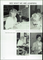 Page 16, 1986 Edition, Edward Drummond Libbey High School - Edelian Yearbook (Toledo, OH) online yearbook collection