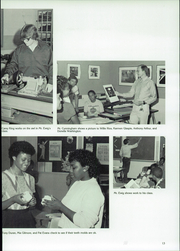 Page 17, 1986 Edition, Edward Drummond Libbey High School - Edelian Yearbook (Toledo, OH) online yearbook collection