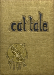 1953 Edition, Ponca City High School - Cat Tale Yearbook (Ponca City, OK)