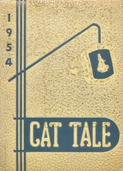 1954 Edition, Ponca City High School - Cat Tale Yearbook (Ponca City, OK)