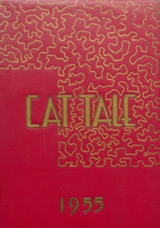 1955 Edition, Ponca City High School - Cat Tale Yearbook (Ponca City, OK)