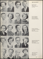 Page 36, 1955 Edition, Ponca City High School - Cat Tale Yearbook (Ponca City, OK) online yearbook collection