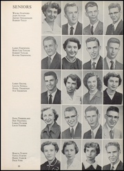 Page 37, 1955 Edition, Ponca City High School - Cat Tale Yearbook (Ponca City, OK) online yearbook collection