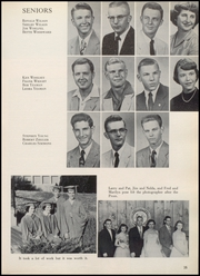 Page 39, 1955 Edition, Ponca City High School - Cat Tale Yearbook (Ponca City, OK) online yearbook collection