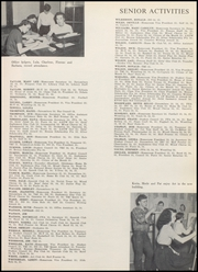 Page 45, 1955 Edition, Ponca City High School - Cat Tale Yearbook (Ponca City, OK) online yearbook collection