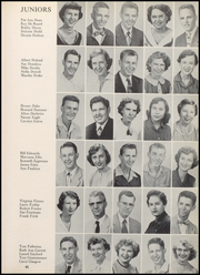 Page 49, 1955 Edition, Ponca City High School - Cat Tale Yearbook (Ponca City, OK) online yearbook collection