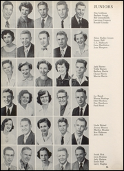 Page 50, 1955 Edition, Ponca City High School - Cat Tale Yearbook (Ponca City, OK) online yearbook collection