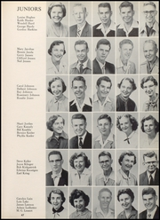 Page 51, 1955 Edition, Ponca City High School - Cat Tale Yearbook (Ponca City, OK) online yearbook collection