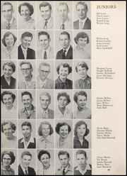Page 52, 1955 Edition, Ponca City High School - Cat Tale Yearbook (Ponca City, OK) online yearbook collection